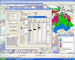 地理情報システムと融合した森林行政総合システム『森林GIS』